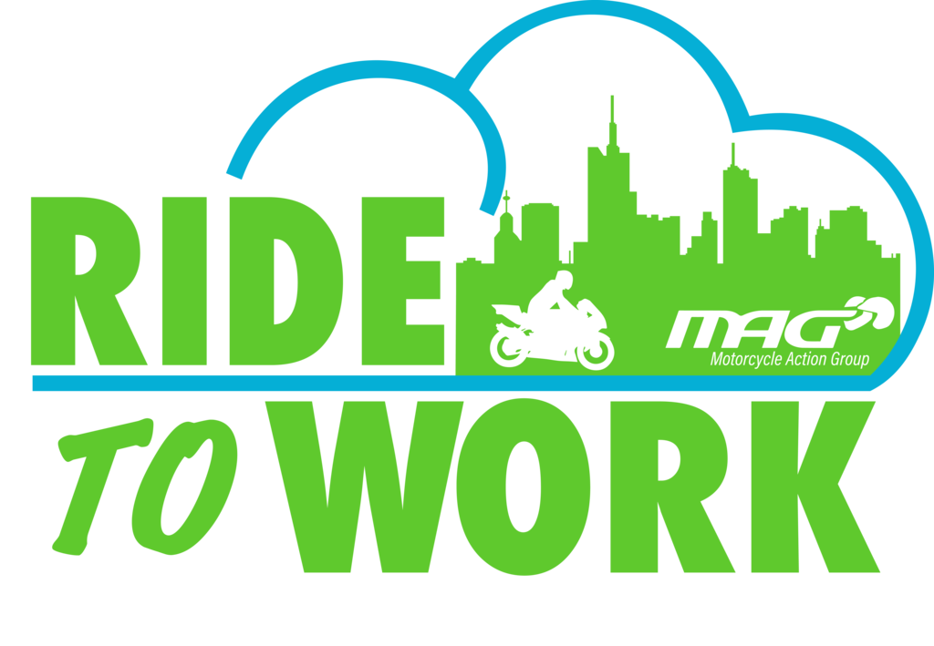 MAG Ride To Work LOGO